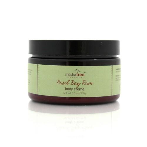 Basil Bay Rum Body Crème