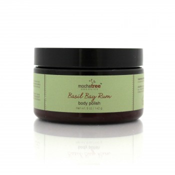 Basil Bay Rum Body Polish