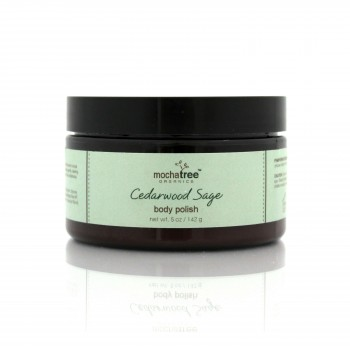 Cedarwood Sage Body Polish