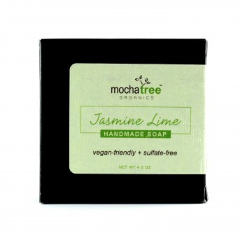 Jasmine Lime Handmade Soap
