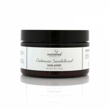 Oakmoss Sandalwood Body Polish