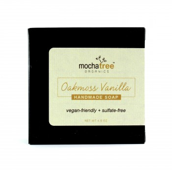 Oakmoss Vanilla Handmade Soap