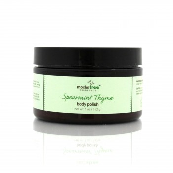 Spearmint Thyme Body Polish
